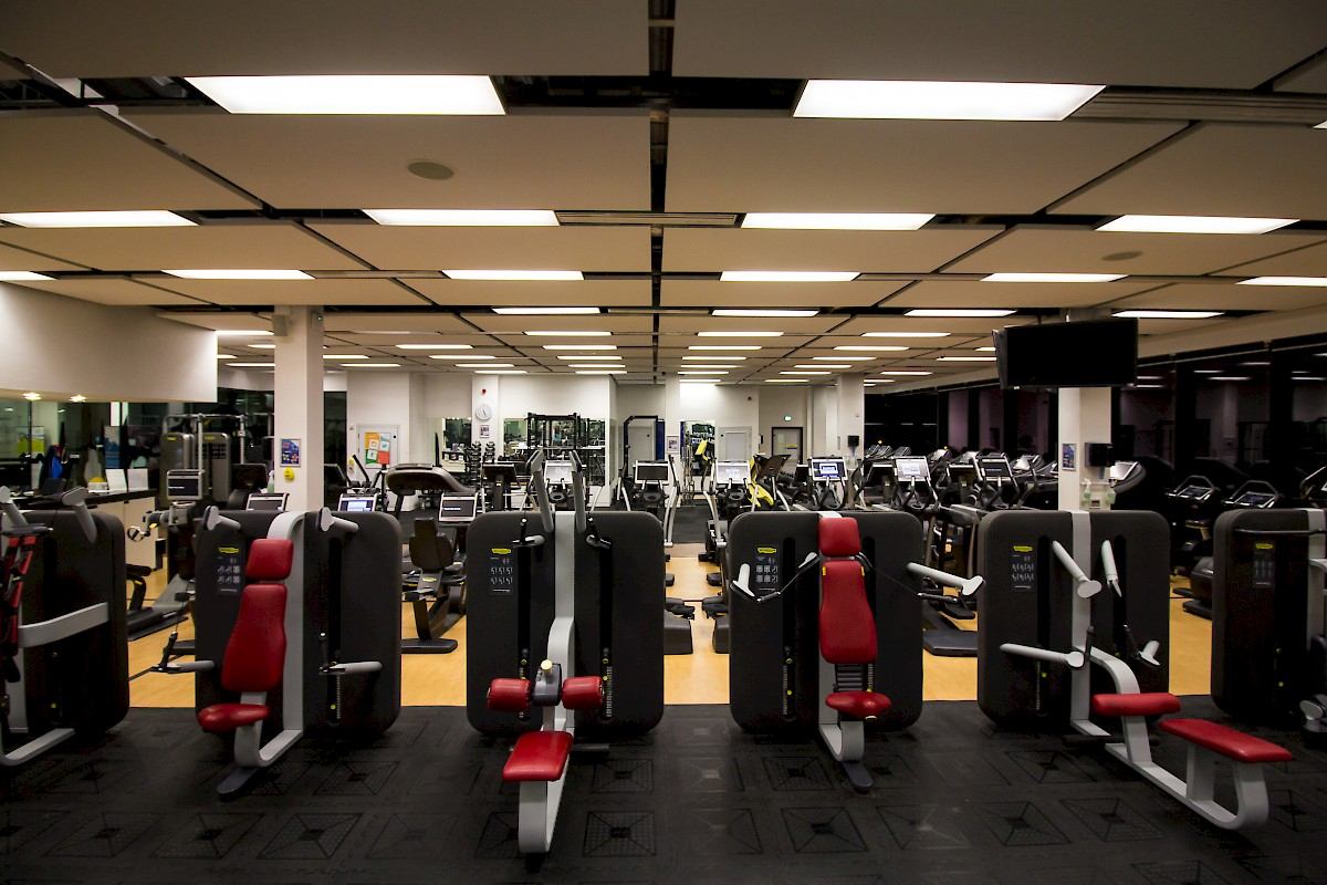 State of the Art Fitness Room, Michael Woods Leisure Centre