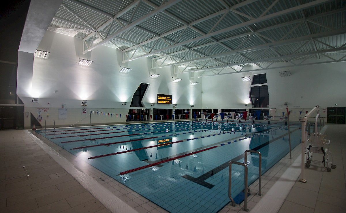 Michael Woods Leisure Centre, Glenrothes