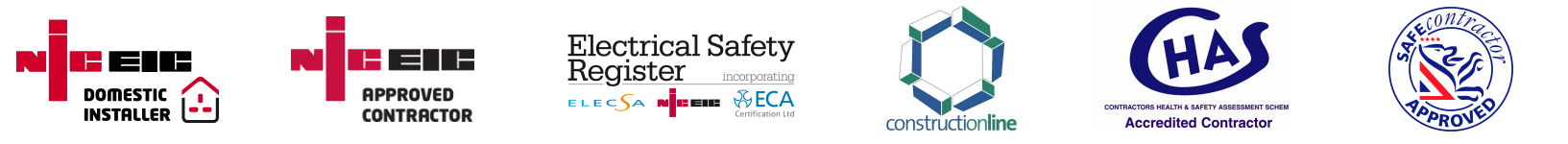 Accreditations for EW Edwardson Ltd.